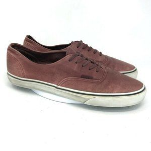 Vans Men Era Skateboading Athletic Shoes Size 11.5